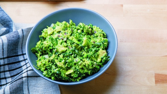 Guac-Kale-Mole